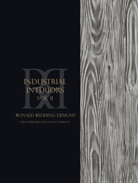 Wallpapers by Industrial Interiors Vol II by Ronald Redding Book