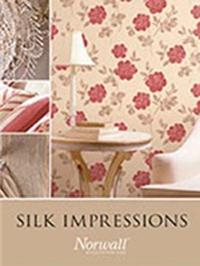 Wallpapers by Silk Impressions Book