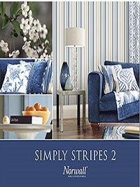 Wallpapers by Simply Stripes 2 Book
