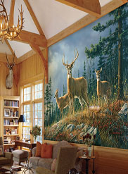 echo-lake-lodge-by-chesapeake wallpaper room scene 8