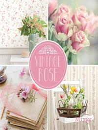 Wallpapers by Vintage Rose Book