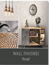 Wallpapers by Wall Finishes Book