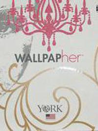 Wallpapers by Wallpapher by York Book
