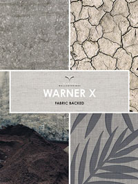 Wallpapers by Warner X Book