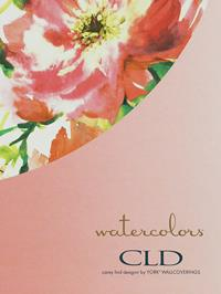 Wallpapers by Watercolors by Carey Lind Designs Book