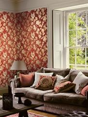 Red Maple Floral WC51906