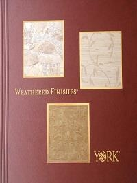Wallpapers by Weathered Finishes Book
