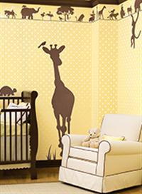 Baby Wallpaper Border For Room