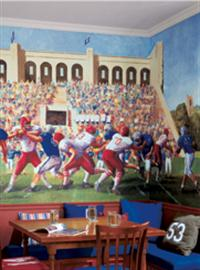 Sports wall murals wallpaper Sports wall murals football