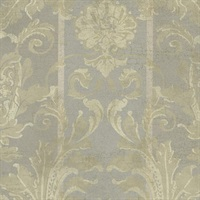 Aida Damask W/ Stripe