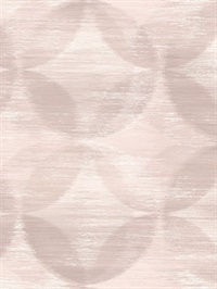 Alchemy Blush Geometric Wallpaper