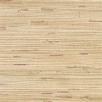 Andrei Olive Grasscloth Wallpaper