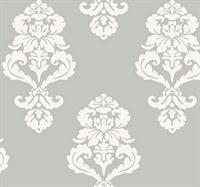Modern Graphic Damask