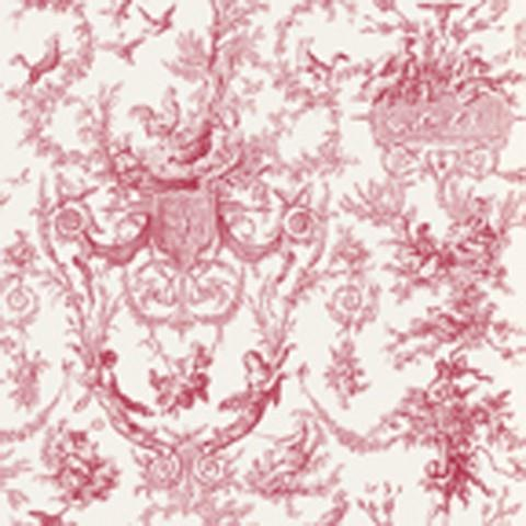 Classic Old World Toile