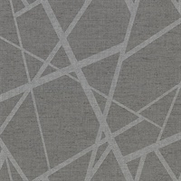 Avatar Pewter Abstract Geometric Wallpaper