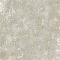 Axel Light Grey Patina Texture Wallpaper