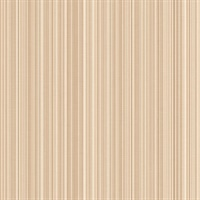 Baige Stria Stripe Wallpaper