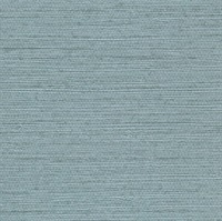 Bali Blue Seagrass Wallpaper