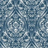 Bohemian Damask, Peel and Stick