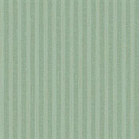 Brodie Green Stripe Wallpaper