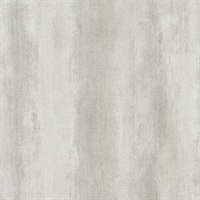 Bryce Taupe Distressed Stripe Wallpaper