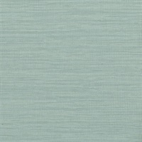 Cape Town Aqua Faux Silk Wallpaper