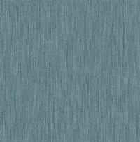 Chiniile Blue Linen Texture Wallpaper