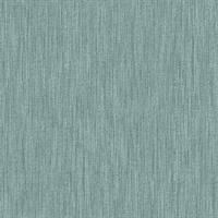 Chiniile Teal Faux Linen