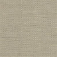 Citi Gold Woven Texture Wallpaper