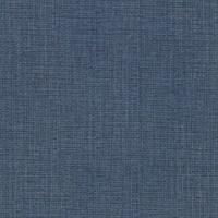 Claremont Indigo Faux Grasscloth Wallpaper