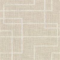 Clarendon Wheat Geometric Faux Grasscloth Wallpaper