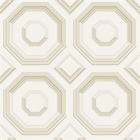Coffered Octagon