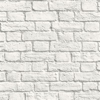 Cologne White Painted Brick