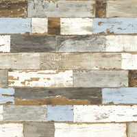Colorful Shiplap