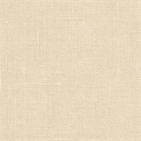 Cream Faux Texture Wallpaper