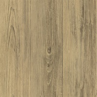 Cumberland Brown Wood Texture Wallpaper
