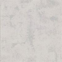 Darius Light Grey Plaster Texture Wallpaper
