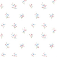 Delicate Daisies Wallpaper