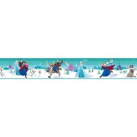 Disney Frozen Fun Border
