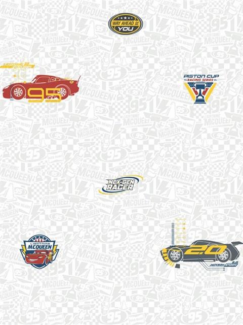 Dy0184bd disney pixar cars 3 border disney kids iii - Disney cars 3 wallpaper ...