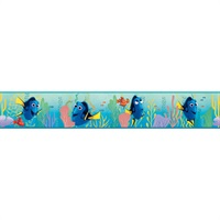 Disney Pixar Finding Dory Border