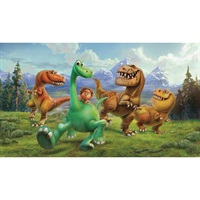 Disney Pixar The Good Dinosaur Pre-Pasted Mural
