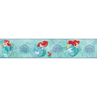 Disney The Little Mermaid Border