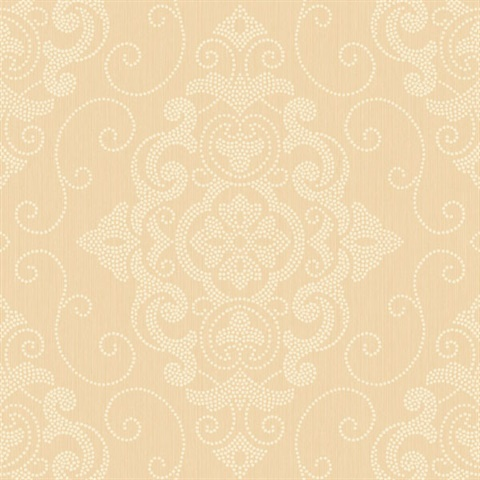 Dotted Damask