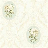 Eloisee Cameo Damask
