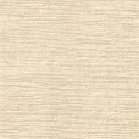 Everest Beige Faux Grasscloth Wallpaper