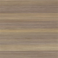 Fairfield Chestnut Stripe Texture Wallpaper