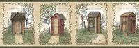 Fisher Country Outhouses Border