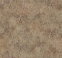 Frederick Rust Quatrefoil Medallion Wallpaper