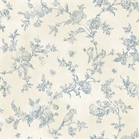 French Nightingale Toile